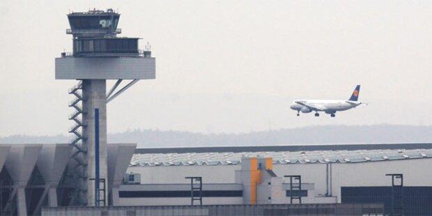 Frankfurt: Flugverkehr wieder normal