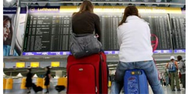 Betrunkene Frauen zwangen Flugzeug zur Landung