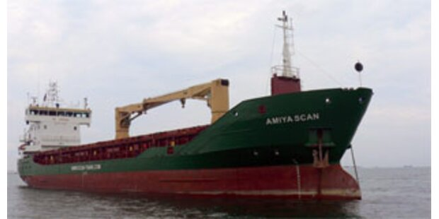US-Schiff stoppte Frachter aus Nordkorea
