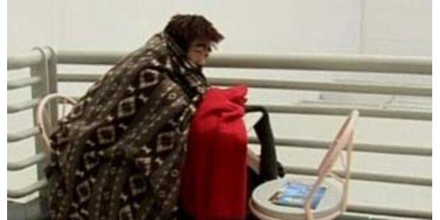 Japaner lebt seit 84 Tagen am Flughafen in Mexiko