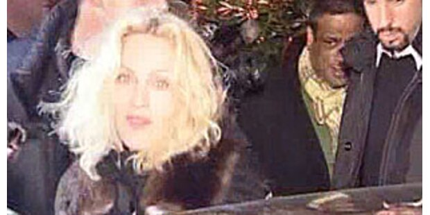 Madonna verzaubert Deutschlands Hauptstadt