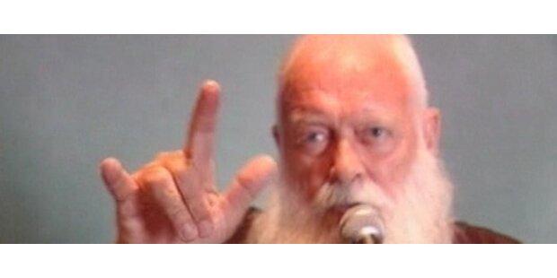 Italienischer Geistlicher als Heavy-Metal-Star