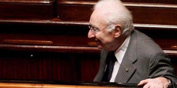 Italiens Ex-Präsident Cossiga ist tot
