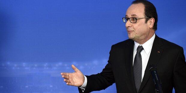 Frankreich: Sozialisten vor Wahl-Debakel