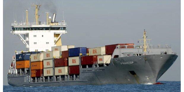 Mysteriöser Waffen-Frachter vor Israel