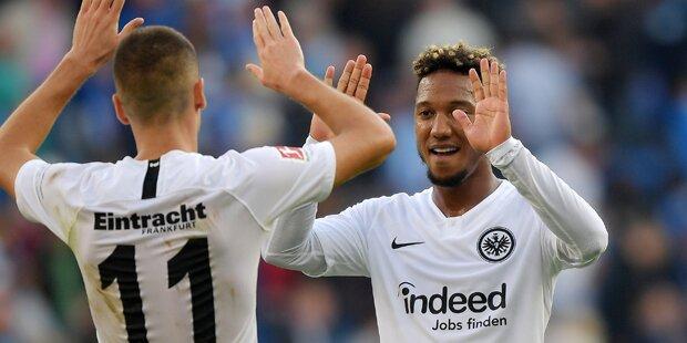 Hütter-Klub Frankfurt vor Rekordgewinn