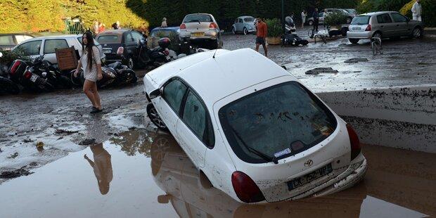 Frankreich: Mehrere Tote nach Unwettern