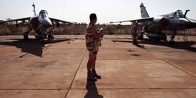 Mirage Jets in Mali