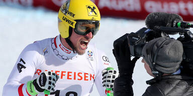 So jubelten unsere Ski-Helden