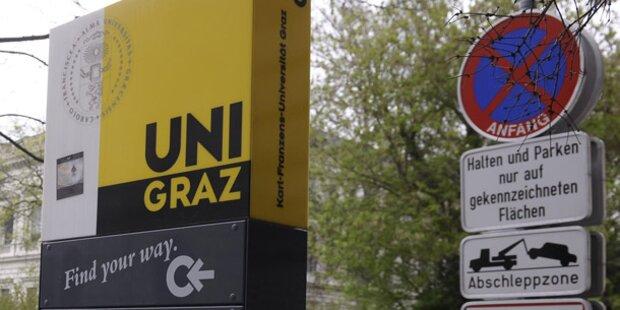 Schießerei an Uni Graz - Schütze gefasst