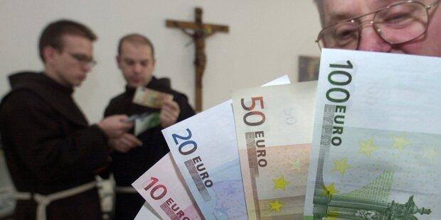 Illegale Geschäfte: Franziskaner-Orden pleite