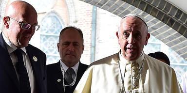Papst Franziskus spricht über Rücktritt