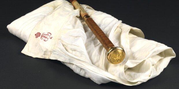 Unterhose von Kaiser Franz Josef versteigert