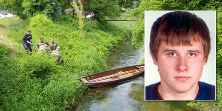 Handy von vermisstem Franz (18) gefunden