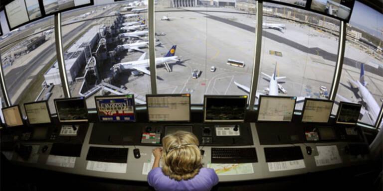 Neuer Streik am Frankfurter Flughafen
