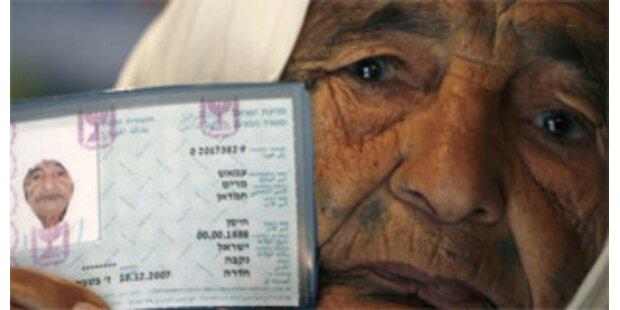 Älteste Frau der Welt ist 120 Jahre alt