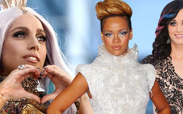 Frauenpower bei den MTV EMAs