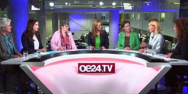 Frauen-Power im Wahlkampf