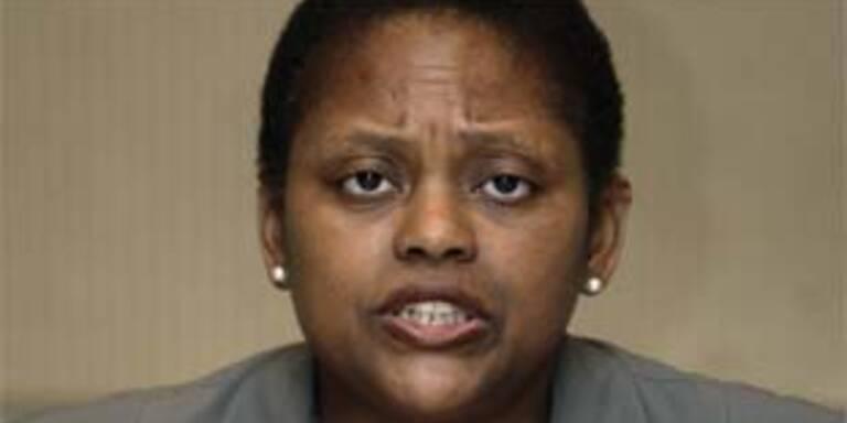 US-Afrikabeauftragte Jendayi Frazer