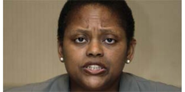 USA unterstützen Simbabwes Opposition