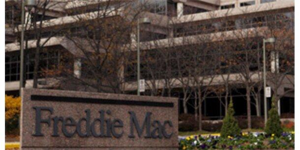 Freddie Mac braucht weitere 30 Milliarden Dollar