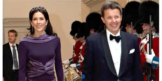 Drohung gegen dänisches Prinzenpaar