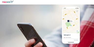 """Mytaxi heißt ab sofort """"Free Now"""""""