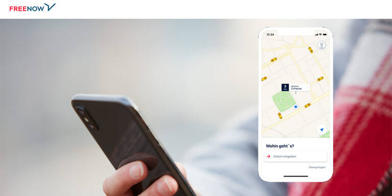 "Mytaxi heißt ab sofort ""Free Now"""