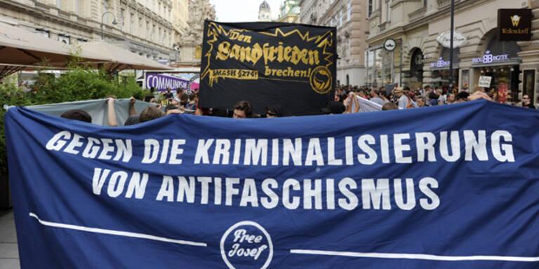 Josef S.: Protest- Demo gegen Urteil