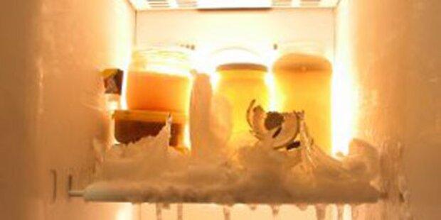 Körperteile im Tiefkühler entdeckt