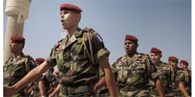 Talibanführer droht Franzosen in Afghanistan