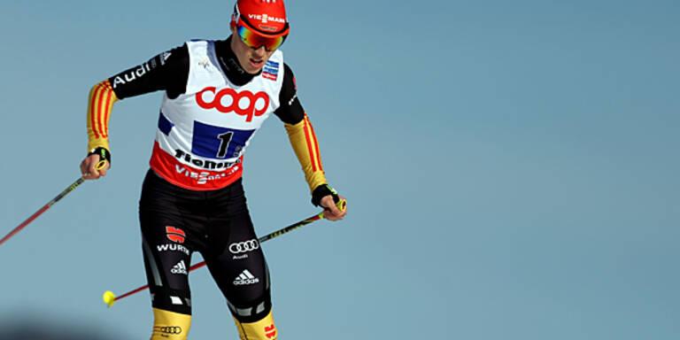 Weltmeister Frenzel siegt in Lahti