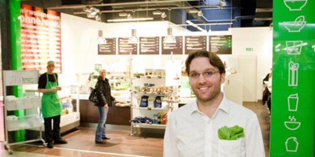 1. freshii Restaurant Europas eröffnet