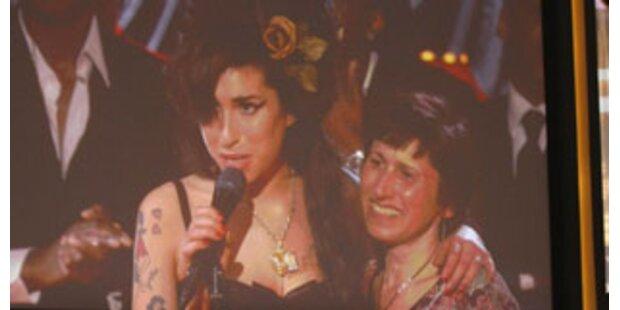 Fünf Grammys für Amy Winehouse