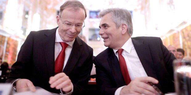 EU-Wahl: SPÖ wieder vorne