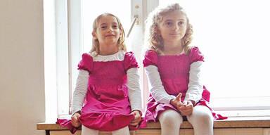 Die Zwillinge sind schon im Kosovo!
