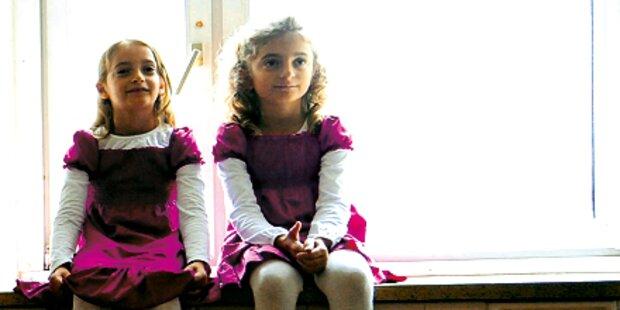 Achtjährige Zwillinge abgeschoben