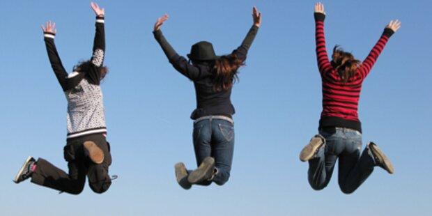 Freunde erhöhen Lebenserwartung
