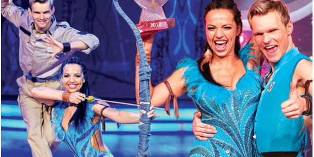 Dancing Queen: Petra tanzte sich Frey