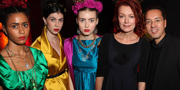 So sieht 'Frida in Fashion' aus