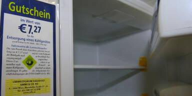 Kühlschrankpickerl soll Budget aufpeppen