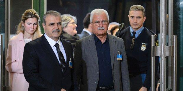 Russland: Fortsetzung der Syrien-Gespräche
