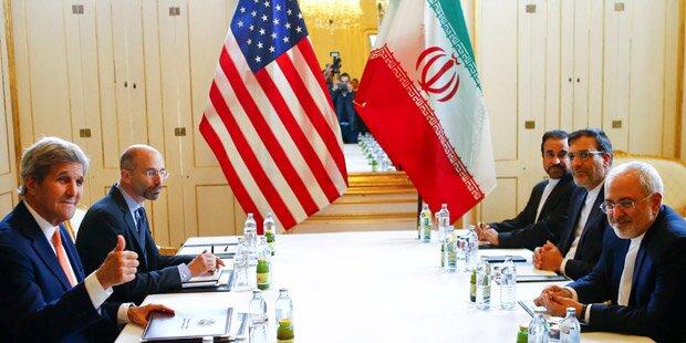 Iran enttäuscht von Syrien-Gesprächen in Wien