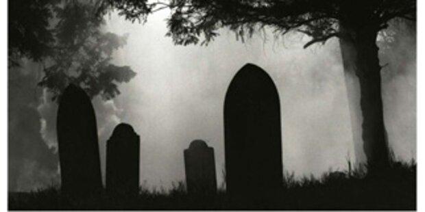 Vandalen verwüsteten Friedhof im Mühlviertel