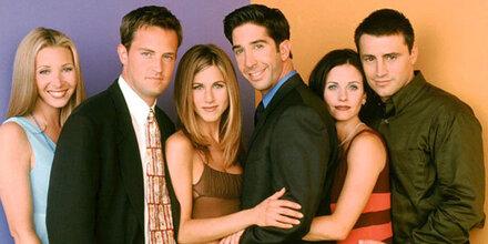 So schlimm ging es am Friends-Set wirklich zu
