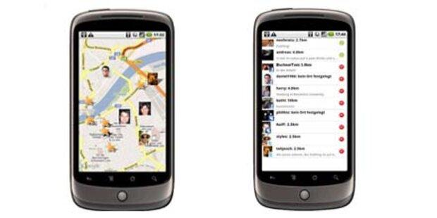 Neue App bündelt Facebook, Twitter & Co.