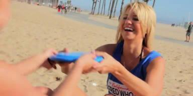 US-Republikaner mit Beach- Boys  auf Wählerfang