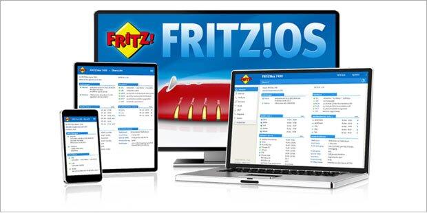 Super-Update für die FritzBox