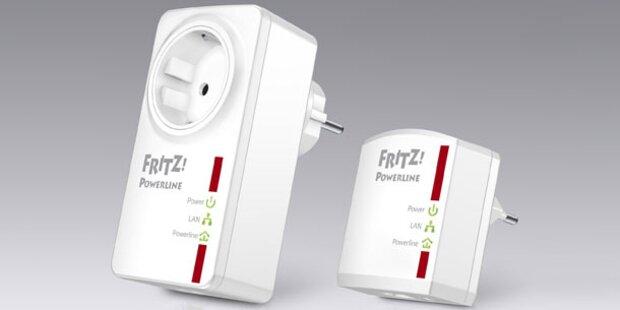 AVM bringt neue Powerline-Adapter