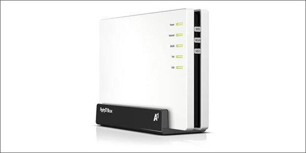 A1 bietet Kunden eine Top-FritzBox an